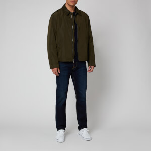 Polo Ralph Lauren Men's Chatham Windbreaker - Company Olive