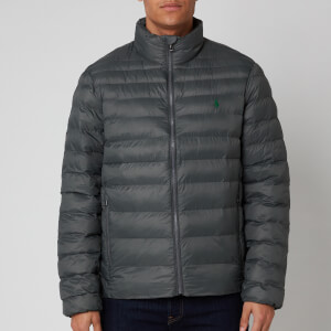 Polo Ralph Lauren Men's Recycled Nylon Terra Jacket - Charcoal Grey
