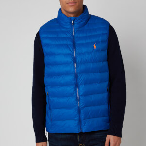 Polo Ralph Lauren Men's Recycled Nylon Terra Vest - Sapphire Star