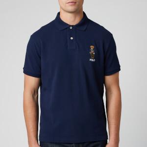 Polo Ralph Lauren Men's Short Sleeve Polo Shirt - Cruise Navy