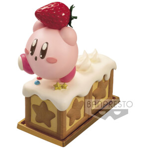 Banpresto Kirby Paldolce Collection Vol.2(A:Kirby) Figure