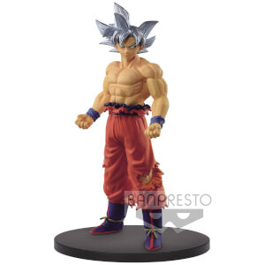 Statuetta Dragon Ball Super Creator×Creator -Son Goku-(B:Ultra Instinct) - Banpresto