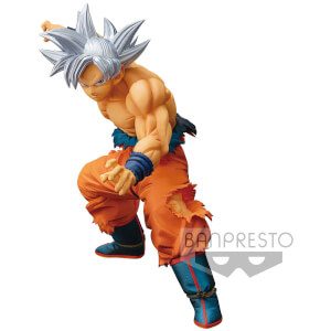 Statuetta Dragon Ball Super Maximatic The Son Goku I  - Banpresto