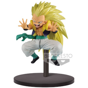 Banpresto Dragonball Super Chosenshiretsuden Vol.2 (B:Super Saiyan 3 Gotenks) Figure