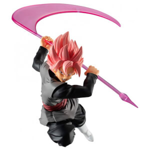 Banpresto Dragon Ball Styling Super Saiyan Rose Goku Black Rose Figure