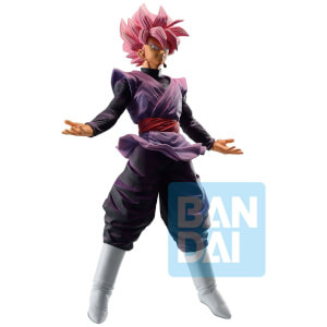Banpresto Ichibansho Figure Goku Black (Super Saiyan Rosé) (Dokkan Battle) Figure