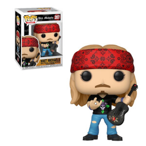 Pop! Rocks Bret Michaels Pop! Vinyl Figure