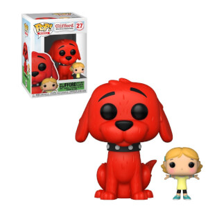 Clifford with Emily Pop! Vinyl Figure