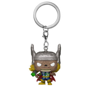 Marvel Zombies Thor Pop! Portachiavi