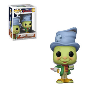 Disney Pinocchio Street Jiminy Pop! Vinyl Figure