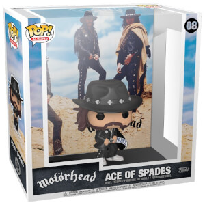 Motorhead Ace of Spades Pop! Album Figure
