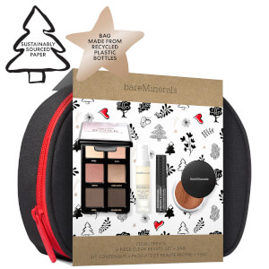 bareMinerals Clean Treats Gift Set (Worth £70.00)