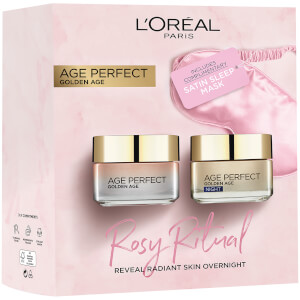 L'Oreal Paris Rosy Ritual Skin Care Gift Set for Her