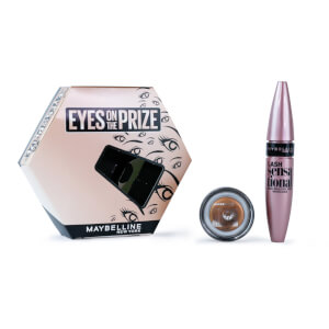 Maybelline Makeup Eyes on the Prize Gift Set for Her (Worth £15.00)