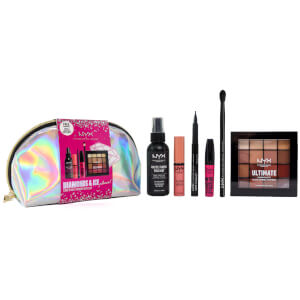 NYX Professional Makeup Diamonds & Ice Please Girl's Best Friend Giftset