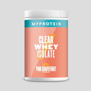 Clear Whey Isolate - Pink Grapefruit