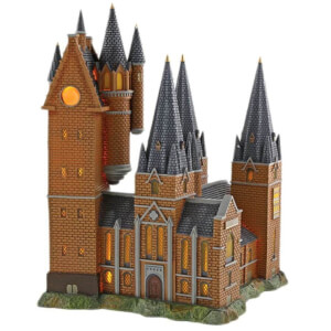 Harry Potter Village Hogwarts Astronomy Tower - UK Plug