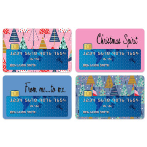 From Me...To Me Credit Card Covers