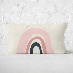Hermione Chantal Rainbow Rectangular Cushion