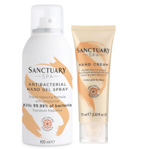 Antibacterial Essential Spray Duo