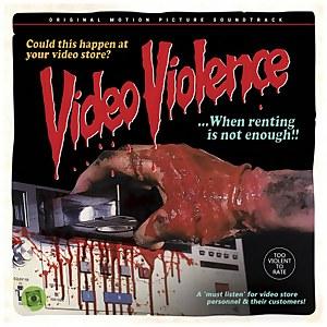 Terror Vision Video Violence Splatter LP