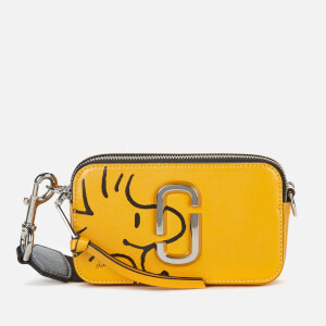 Marc Jacobs Women's Snapshot Peanuts Bag - Chrysanthemum Multi