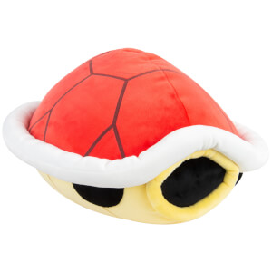 Mario Kart Large Plush Red Shell Toy
