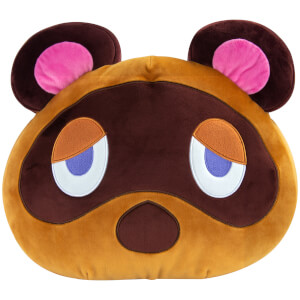 Mega Animal Crossing Tom Nook Plush Toy
