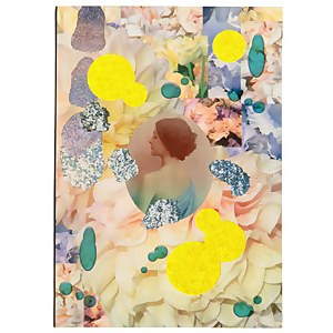 Christian Lacroix Carnet D'artiste Paris Notebook - A5