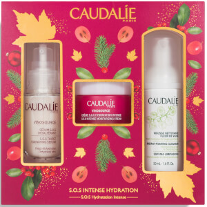 Caudalie Vinosource SOS Intense Hydration Set (Worth $87.00)