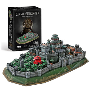 Game of Thrones Winterfell 3D Jigsaw Puzzle
