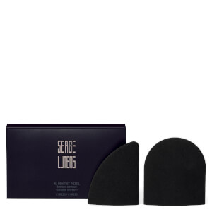 Serge Lutens The Contour Experts Sponges (Pack of 2)