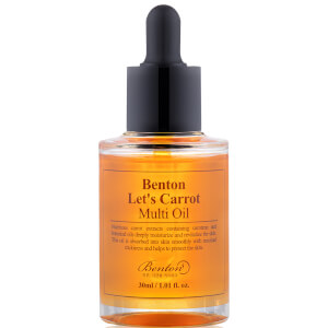 Benton Let's Carrot Multi Oil 30ml