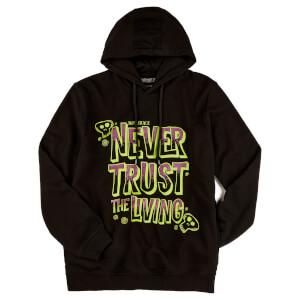 Beetlejuice Never Trust The Living Hoodie - Black