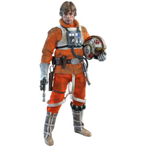 Hot Toys Star Wars Episode V Movie Masterpiece Action Figure 1/6 Luke Skywalker (Snowspeeder Pilot) 28 cm