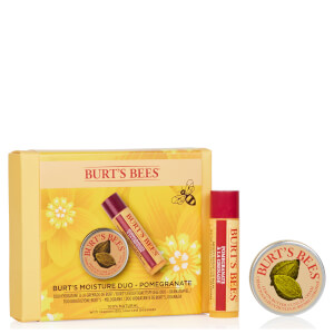 Burt's Bees 100% Natural Moisture Duo Gift Set, Pomegranate