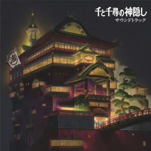 Studio Ghibli Spirited Away Soundtracks 2LP