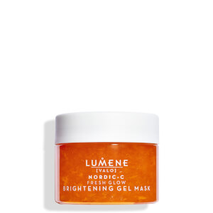 Lumene NORDIC-C [VALO] Fresh Glow Brightening Gel Mask 150ml