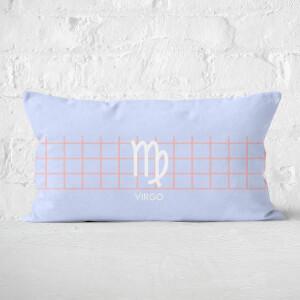 Pastel Virgo Rectangular Cushion