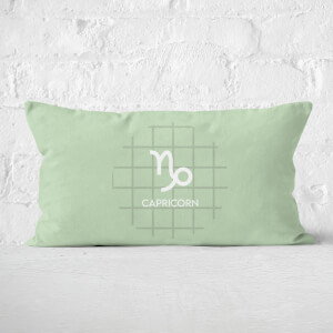 Pastel Capricorn Rectangular Cushion