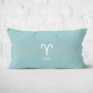 Pastel Aries Rectangular Cushion