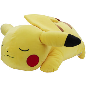 Pokémon 18 Inch Pikachu Plush (Sleep Plush)