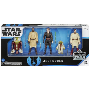 Hasbro Star Wars Celebrate the Saga Jedi Order Action Figure Set