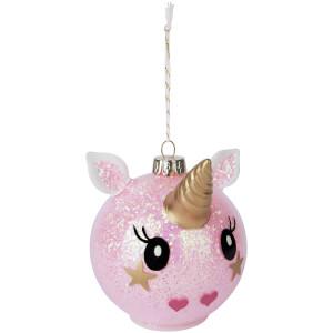 Sunnylife Unicorn Festive Bauble