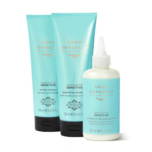Grow Gorgeous Sensitive Collection