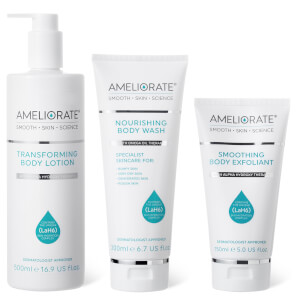 AMELIORATE Smooth Skin Supersize Bundle (Worth £67.00)