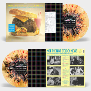 Not The Nine O' Clock News - Hedgehog Sandwich (180g 'Hedgehog Splatter' Vinyl)
