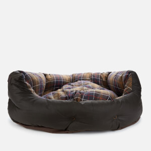 Barbour Casual Women's Wax/Cotton Dog Bed 30In - Classic/Olive