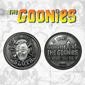 The Goonies Limited Edition Collectible Coin