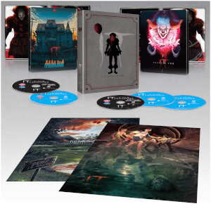 IT Chapters 1 and 2 - Zavvi Exclusive 4K Ultra HD Steelbook Collection